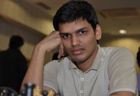 "Pentala Harikrishna: ""I feel happy to be from the motherland of chess""."
